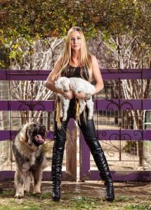 Shear Madness, Natalie Redding